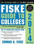 Fiske Guide to Colleges 2014 (Paperback)