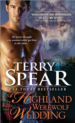 A Highland Werewolf Wedding (Paperback)