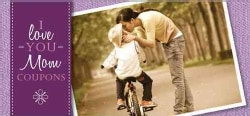 I Love You Mom Coupons (Paperback)