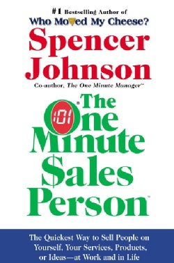 The One Minute Sales Person (Hardcover)