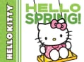 Hello Kitty, Hello Spring! (Board book)