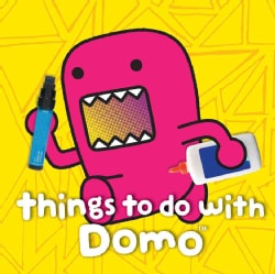 Things to Do With Domo (Board book)