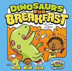 Dinosaurs for Breakfast (Hardcover)
