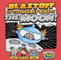 The Blastoff to the Secret Side of the Moon! (Hardcover)