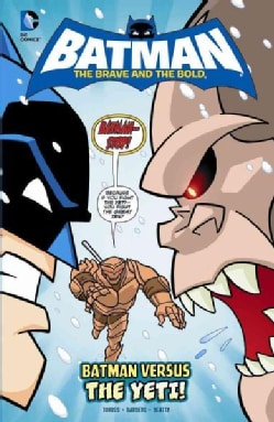 Batman Versus the Yeti! (Hardcover)