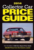 Collector Car Price Guide 2014 (Paperback)