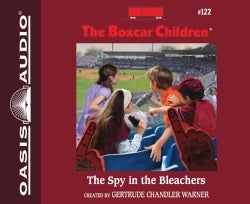 The Spy in the Bleachers (CD-Audio)