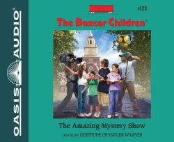 The Amazing Mystery Show (CD-Audio)