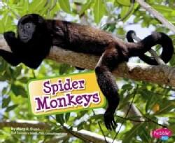 Spider Monkeys (Hardcover)