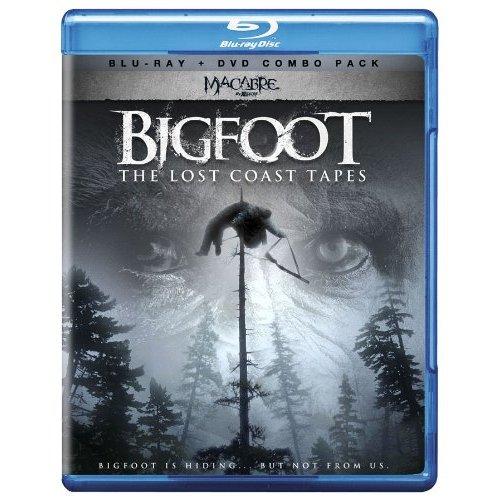 Bigfoot: The Lost Coast Tapes (Blu-ray/DVD)