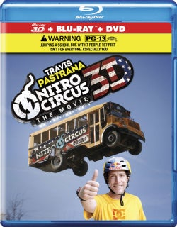 Nitro Circus: The Movie 3D (Blu-ray/DVD)