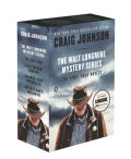 The Walt Longmire Mystery Series: The Cold Dish / Death Without Company / Kindness Goes Unpunished / Another Man'... (Paperback)