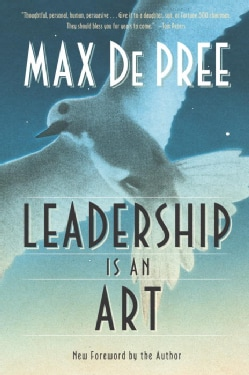 Leadership Is an Art (Paperback)