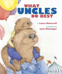 What Aunts Do Best/ What Uncles Do Best (Hardcover)