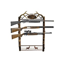 Rush Creek Big Game 5-Gun Wall Rack