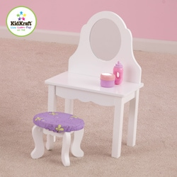 KidKraft Lil Doll Vanity Play Set