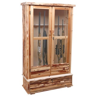 Rush Creek 10-Gun Cabinet