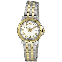 Raymond Weil Women's Tango Two-tone Watch