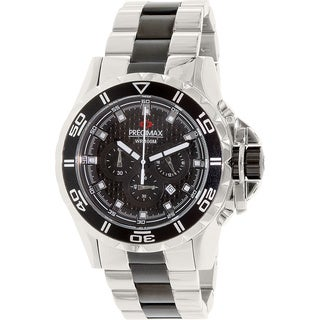Precimax Men's Carbon Pro Watch