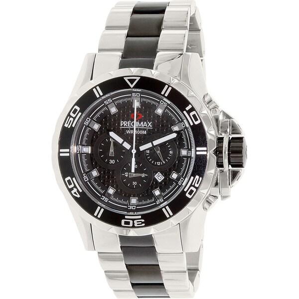 Precimax Men's Carbon Pro Watch