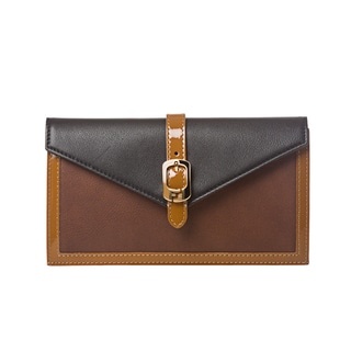Fendi Chameleon Envelope Clutch Wallet