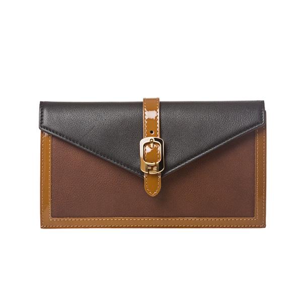 Fendi Chameleon Envelope Clutch Wallet