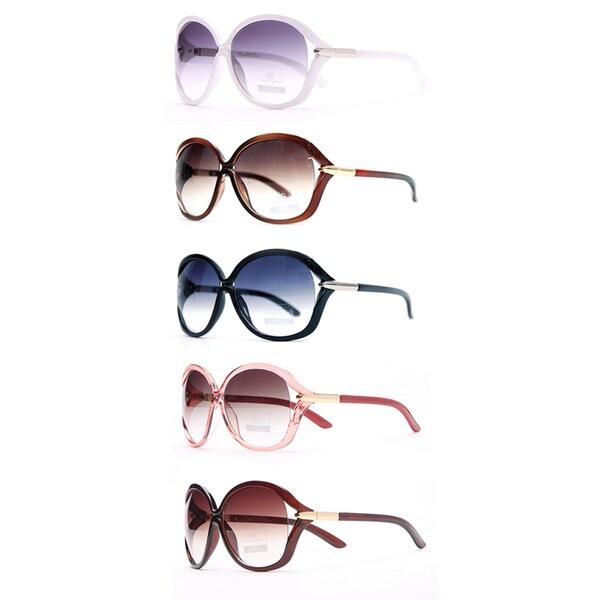 DASEIN by Anais Gvani Chic Open Temple Fashion Sunglasses