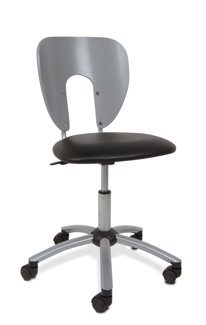 Studio Designs Silver Futura / Vision Chair