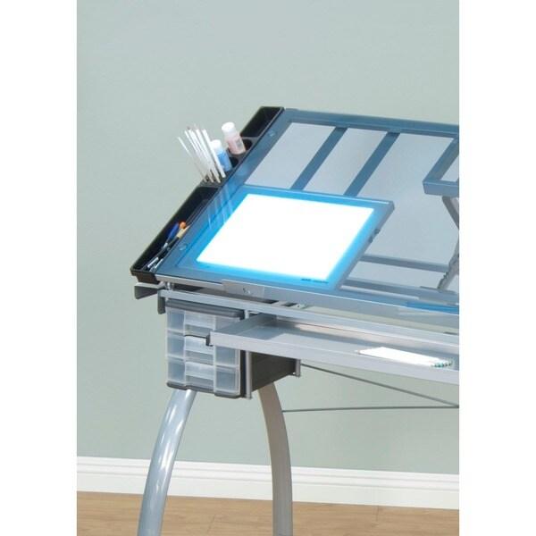 Studio Designs Silver Light Pad Support Bars