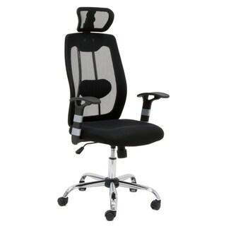 Studio Designs Black Contour Chair