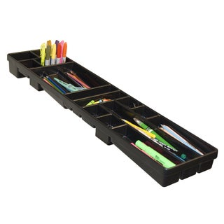 Studio Designs Black Optima Art Tray