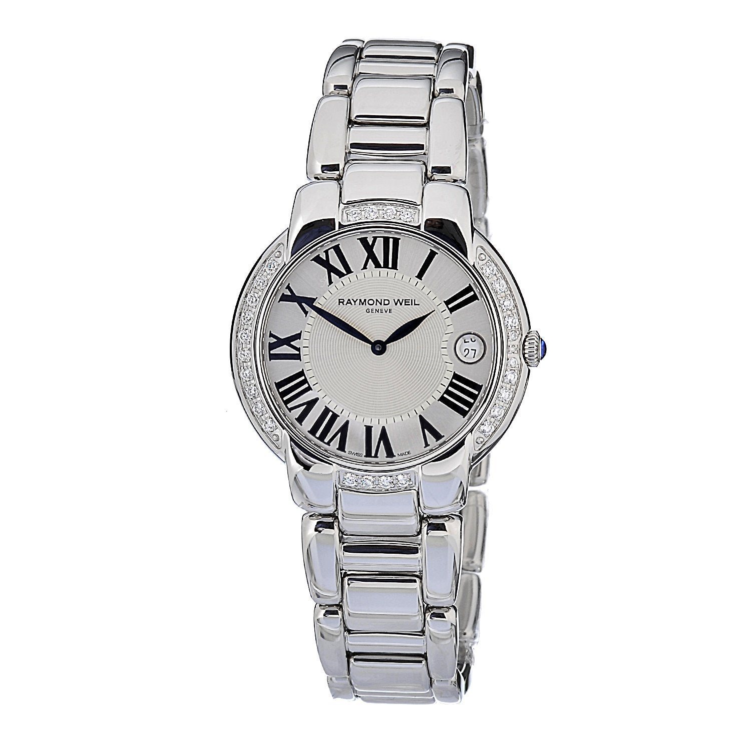 Raymond weil women 39 s watches overstock shopping the best prices online for Raymond weil watch