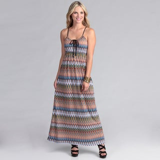 Institute Liberal Women's Long Printed Maxi Dress
