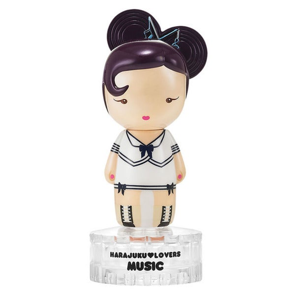 Gwen Stefani Harajuku Lovers Music Women's 0.33-ounce Eau de Toilette Spray