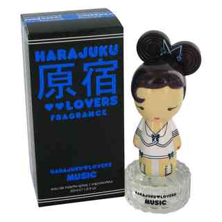 Gwen Stefani 'Harajuku Lovers Music' Women's 0.33-ounce Eau de Toilette Spray