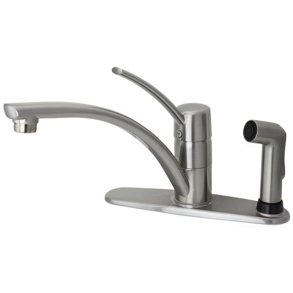 Price Pfister Stainless Steel Kitchen Faucet