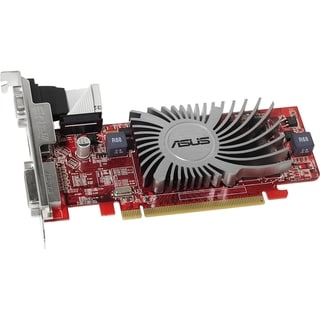 Asus HD6450-SL-2GD3-L Radeon HD 6450 Graphic Card - 650 MHz Core - 2