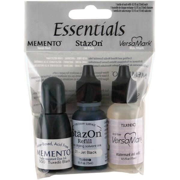 Essential Inkers 3/Pkg-