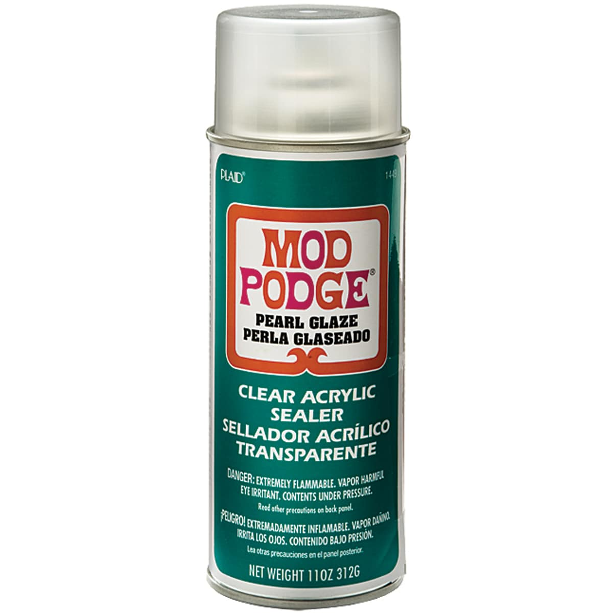 Mod Podge Pearlized Spray Sealer 11 Ounces