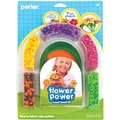 Perler Fun Fusion Fuse Bead Activity Kit-Flower Bouquet