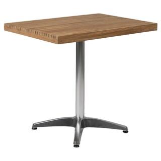 Euro Style 'Sam' Teak/ Aluminum Table
