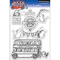 Penny Black 'Love London' Clear Stamps