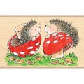 Penny Black &#39;Hedgy Truffles&#39; Rubber Stamp