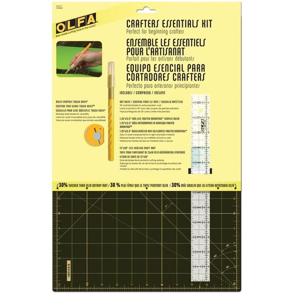 Olfa Crafters Essentials Kit-