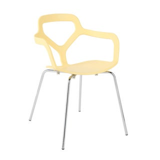 Euro Style Nadia Stack Chair (Set of 2)