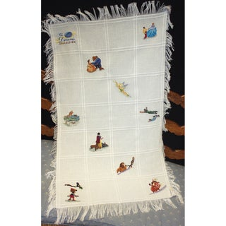 """Disney Dreams Collection Afghan Counted Cross Stitch Kit-29""""X45"""" 18 Count"""