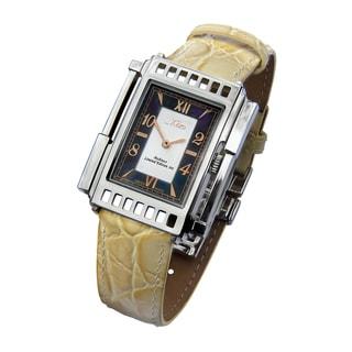 Xezo Unisex Architect 2001 Limited Edition Swiss Watch