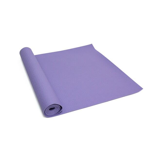 Zenzation Yoga Mat Lavender