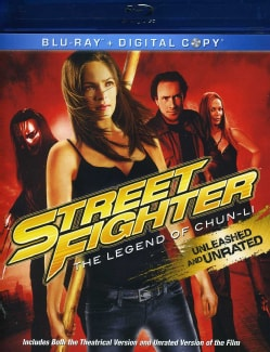 Street Fighter: The Legend of Chun-Li (Blu-ray Disc)