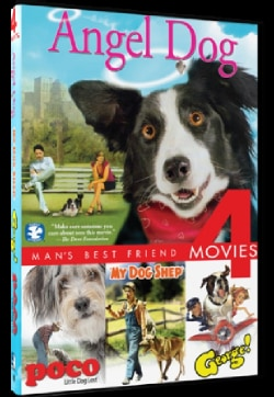Angel Dog/My Dog Shep/George!/Paco (DVD)